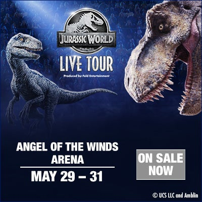 More Info for Jurassic World Live Tour - CANCELED