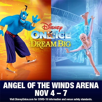 More Info for Disney On Ice Presents Dream Big