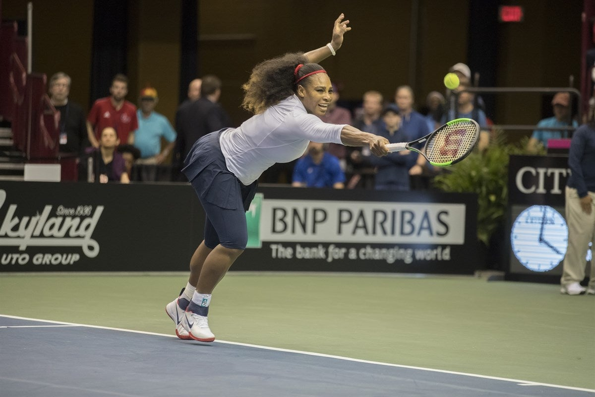 Fed Cup - The World Cup of Tennis