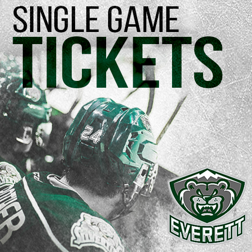 More Info for Everett Silvertips vs Vancouver
