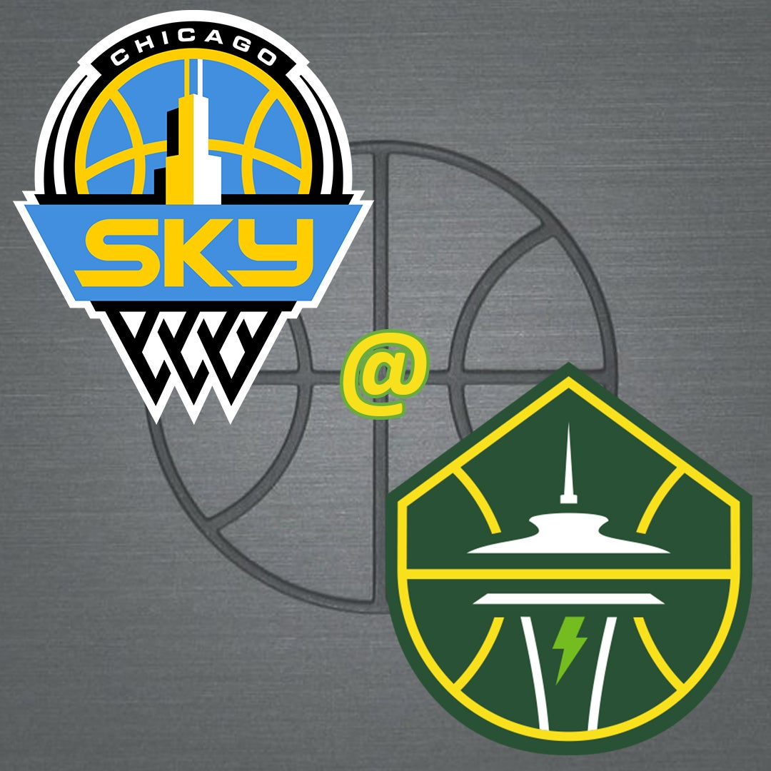 More Info for Chicago Sky @ Seattle Storm
