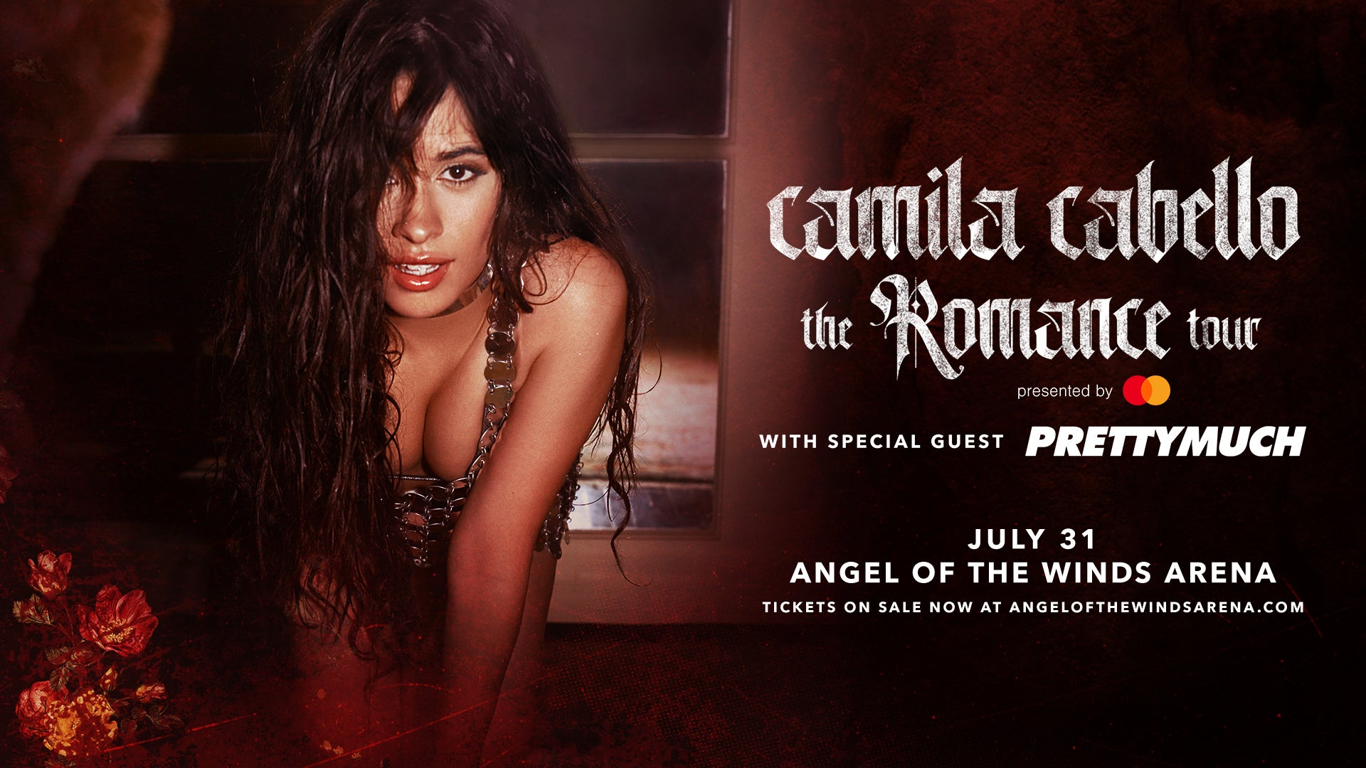 Camila Cabello: The Romance Tour presented by Mastercard - CANCELED