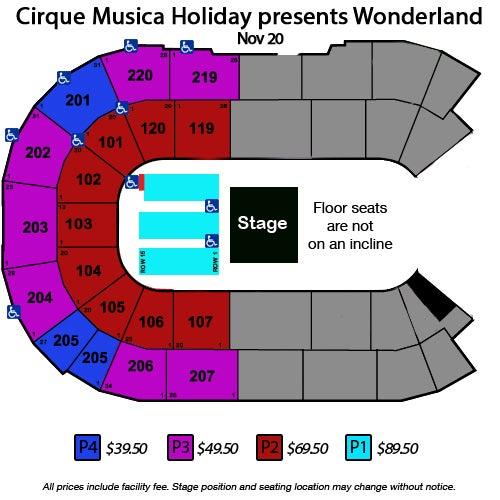 Cirque Musica - November 20, 2019