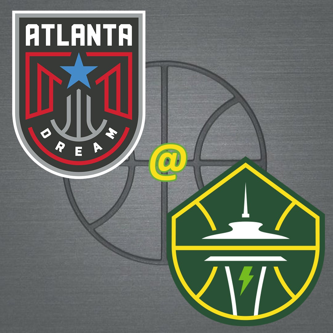 More Info for Atlanta Dream @ Seattle Storm