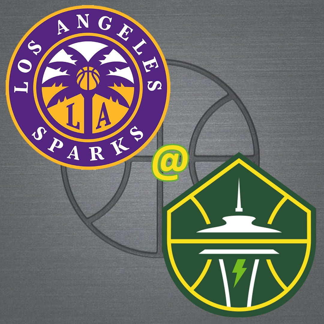 More Info for Los Angeles Sparks @ Seattle Storm
