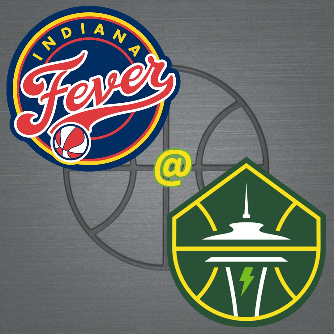 More Info for Indiana Fever @ Seattle Storm