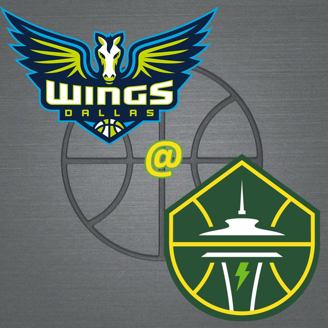 More Info for Dallas Wings @ Seattle Storm