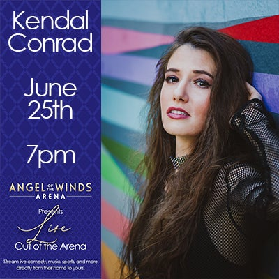 More Info for Live Out of the Arena with Kendal Conrad
