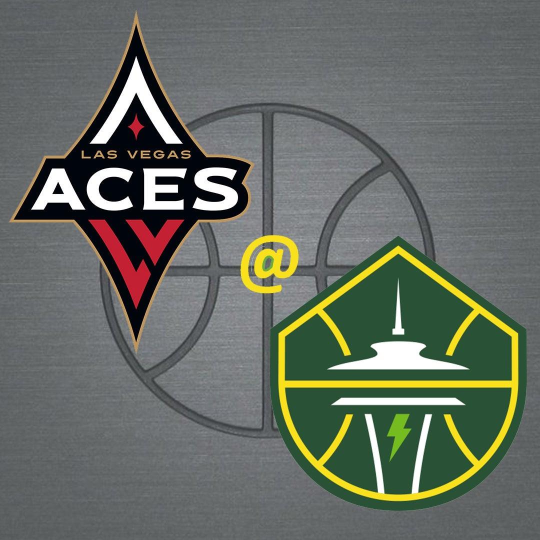 More Info for Las Vegas Aces @ Seattle Storm