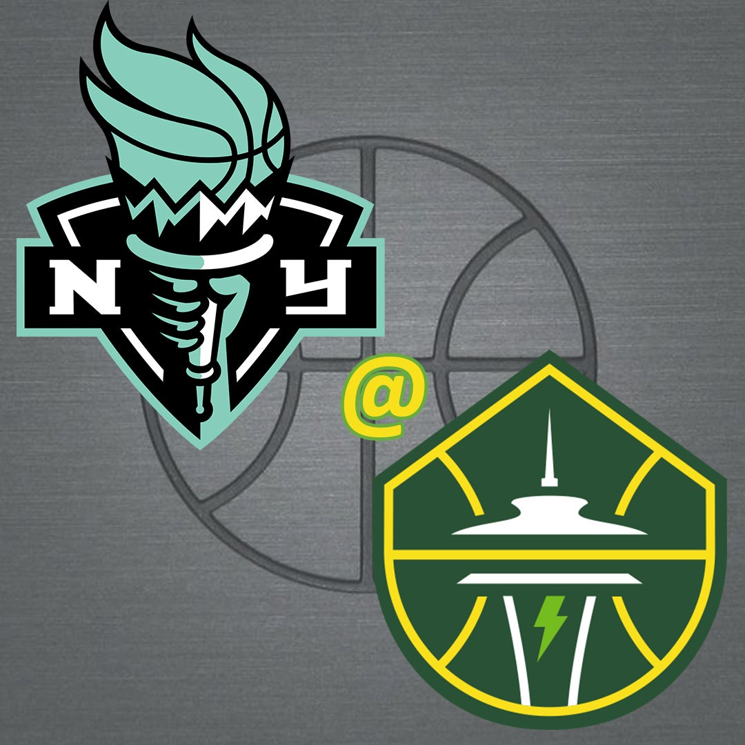 More Info for New York Liberty @ Seattle Storm