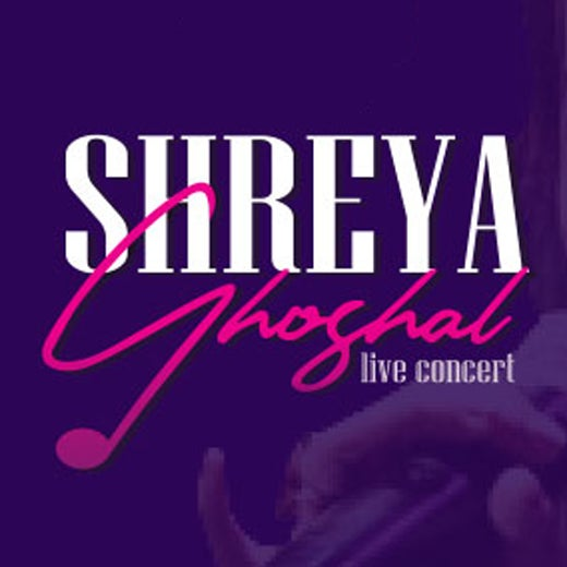 More Info for Shreya Ghoshal Live in Concert