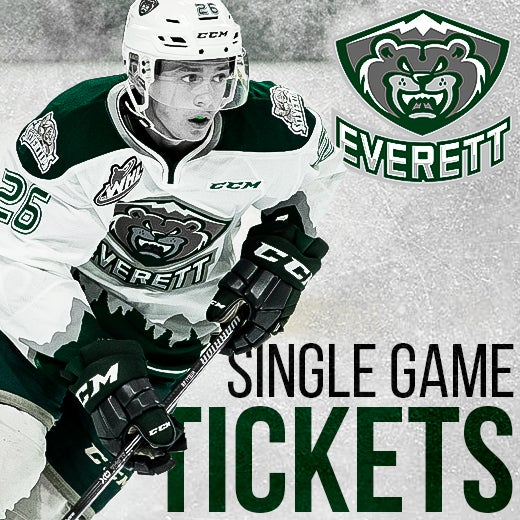 More Info for Everett Silvertips vs Prince George