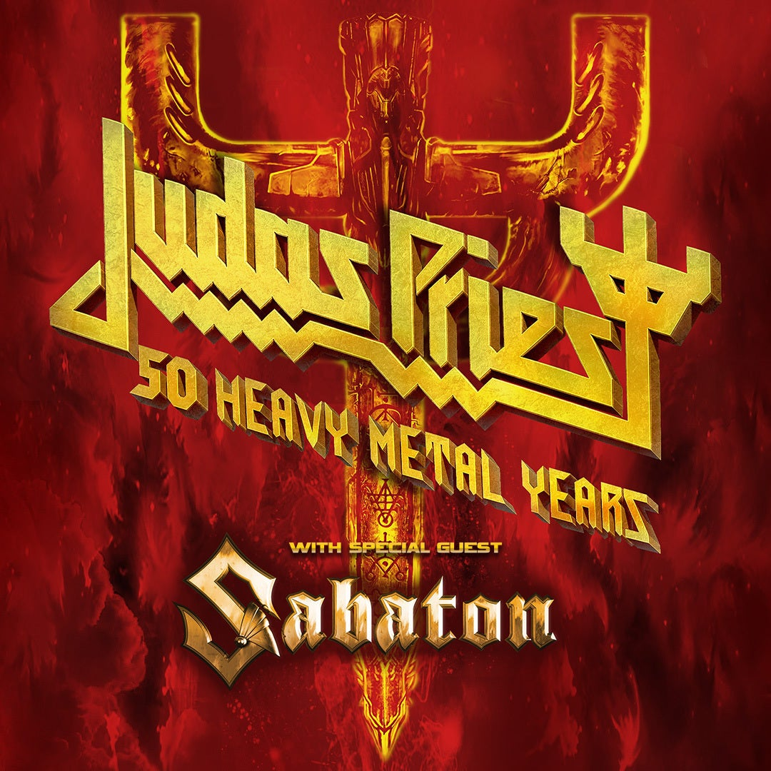 More Info for Judas Priest - 50 Heavy Metal Years