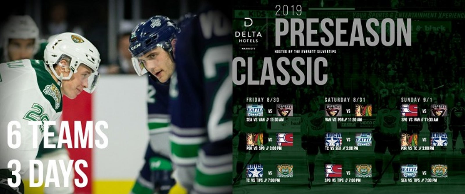 2019 Preseason Classic