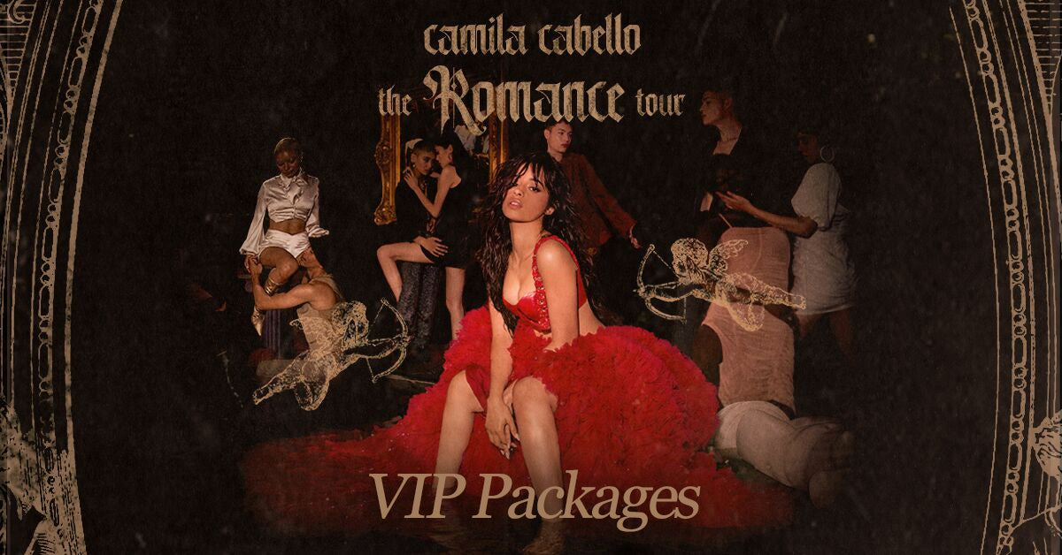 Camila Cabello: The Romance Tour presented by Mastercard - POSTPONED