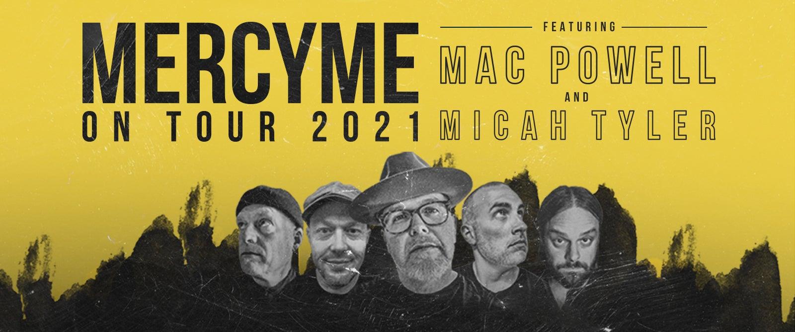 MercyMe On Tour 2021