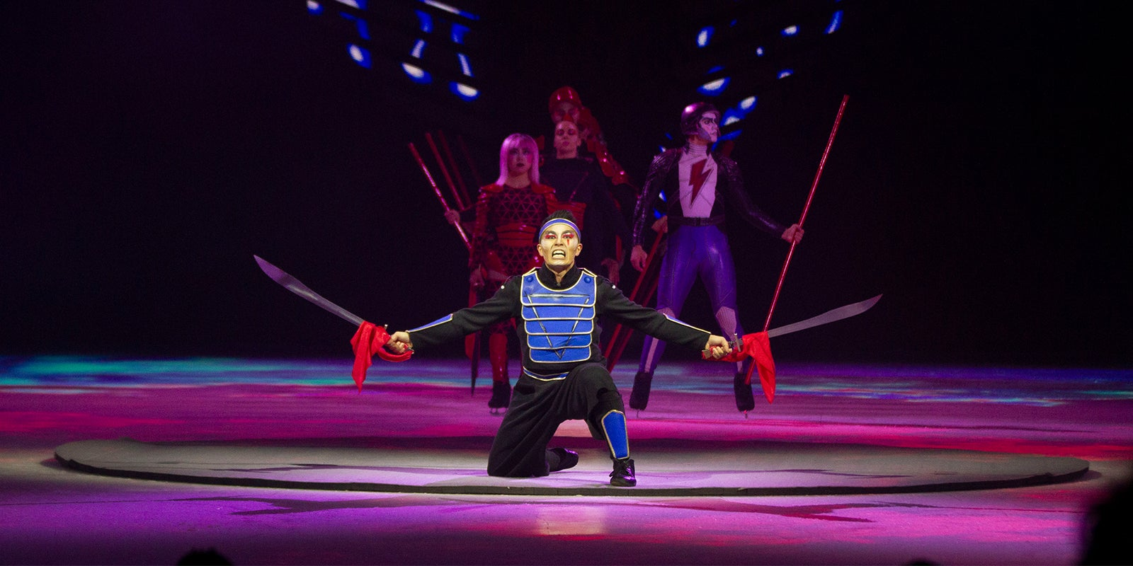 Cirque du Soleil AXEL - CANCELED