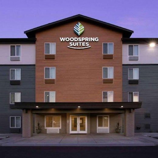 WoodSpring Suites Everett